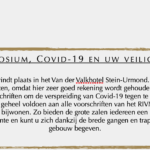 Uitleg Covid-19